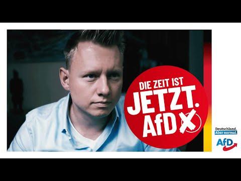 Wahlaufruf: Zeit für DEINE Stimme für die AfD!