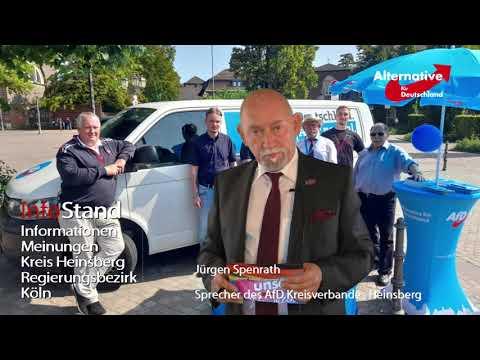 Infostand Video 6 2021 09 30